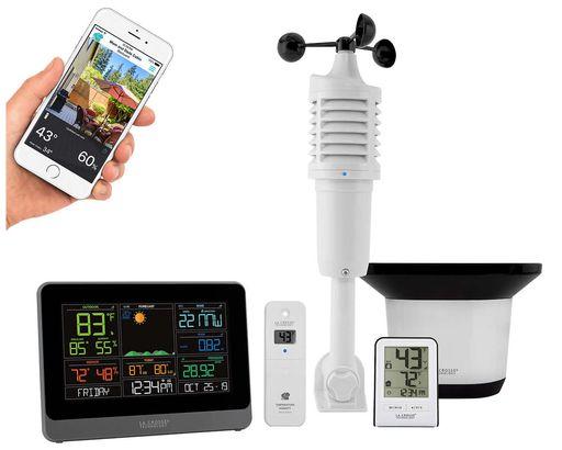 e1677227e7 Lacrosse Wireless Professional Weather Station